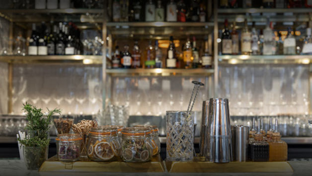 Cocktail Masterclass at Wulf and Lamb Marylebone for Two
