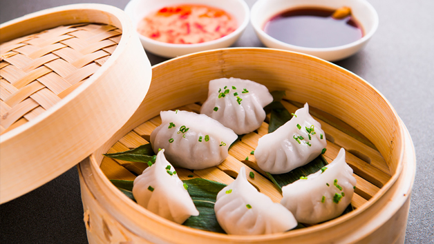 Two Hour Dim Sum Making Masterclass for Two at Ann's Smart School of Cookery