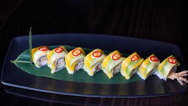 Sushi and Sake Masterclass at Buddha-Bar London for Two