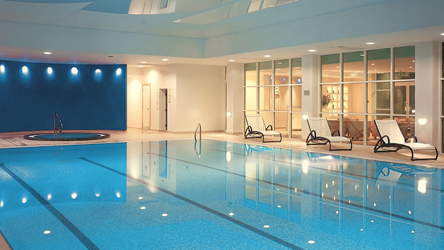 One Night Spa Break with Two Treatments at The Regency Park Hotel for Two