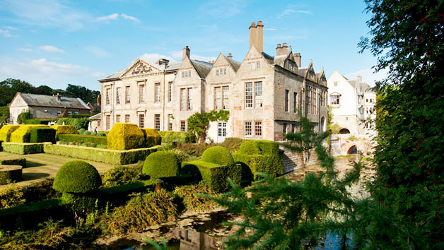 One Night Getaway with Dinner for Two at Coombe Abbey