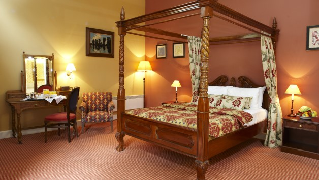 Overnight for Two at Brownsover Hall Hotel