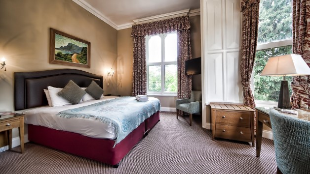Two Night Getaway for Two at Brownsover Hall Hotel