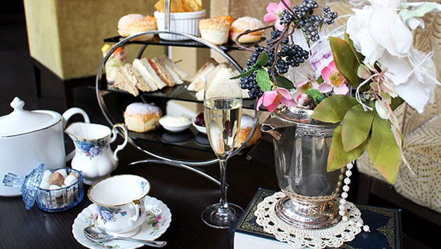 One Night Getaway with Afternoon Tea for Two at Mercure Milton Keynes Hotel