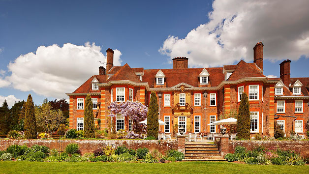 Two Night Escape with Breakfast for Two at Barnett Hill, Surrey