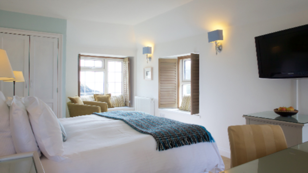 Two Night Boutique Escape for Two at The Lugger