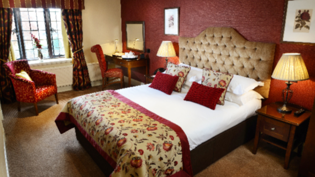 Overnight Break for Two at Inglewood Manor