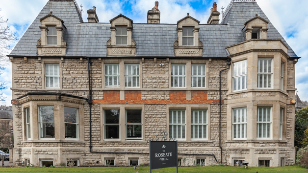 Overnight Stay with Thermae Spa Access for Two at The Roseate Villa