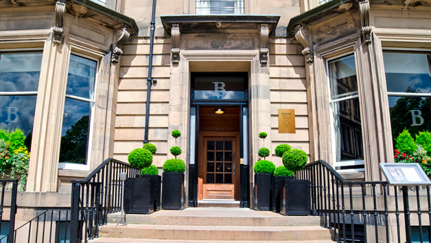 Boutique Escape with Dinner for Two at The Bonham Hotel