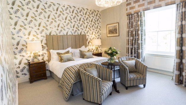 Two Night Lake District Country House Escape for Two at Storrs Hall