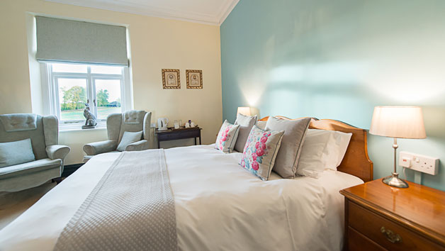 One Night Stay at Glewstone Court for Two