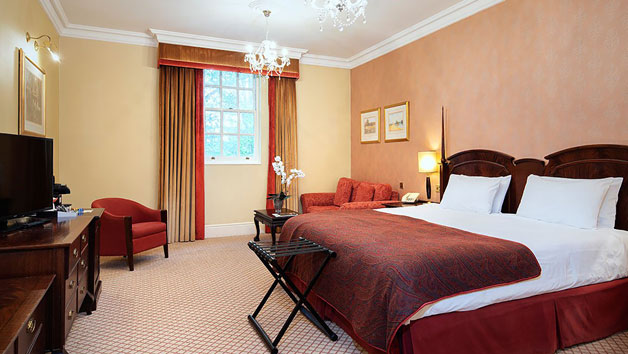 Overnight Stay for Two with Two Course Dinner and a Glass of Wine at The Mitre Hotel Hampton Court