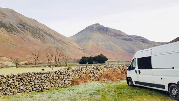 Two Night Hire of a Campervan for Two