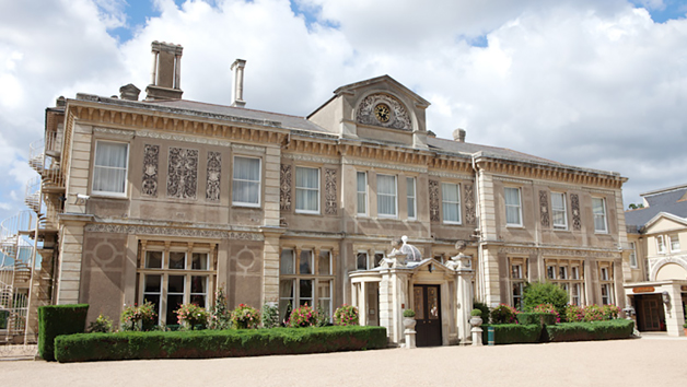 One Night Luxury Getaway for Two at Down Hall Hotel