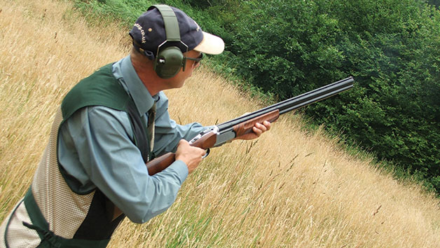Clay Pigeon Shooting Experience for Two