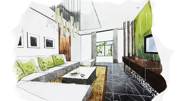 Interior Design Diploma Online Course for One Person