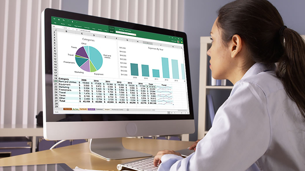 Microsoft Excel for Beginners Online Course for One Person