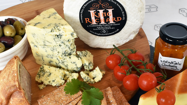 3 Month Letterbox Cheese Subscription