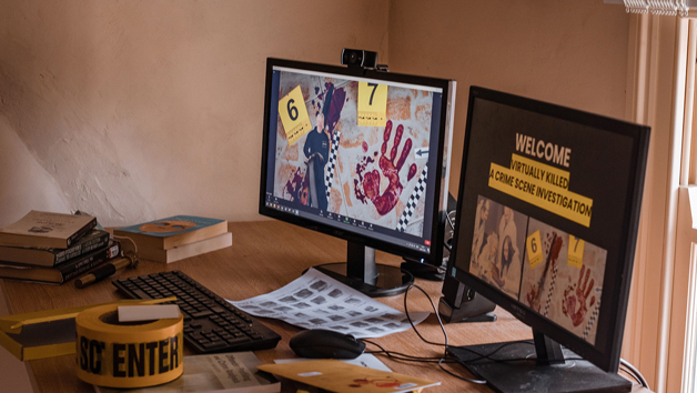 Virtual 90 Minute CSI Masterclass for Two