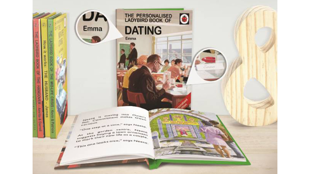 Dating: A Personalised Ladybird Book