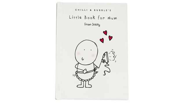 Chilli & Bubble Personalised Book for Mum