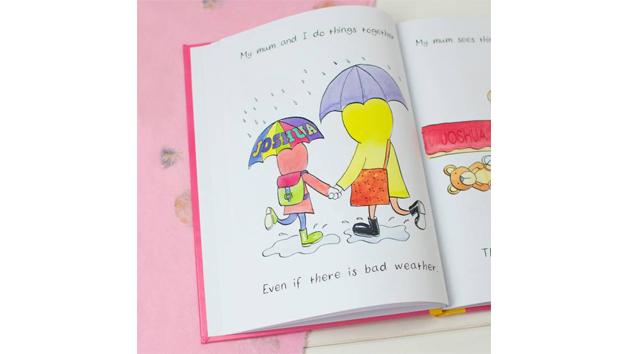 Personalised My Mum Book