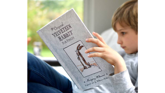 Velveteen Rabbit Personalised First Edition Book