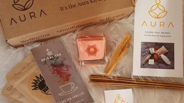 Six Month Aura Kits Self Care Subscription Box