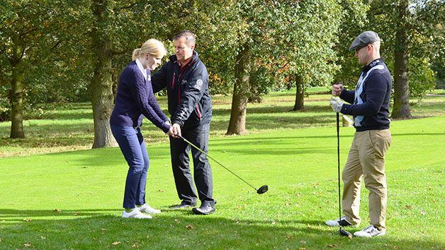 Nine Hole Golf Lesson with a PGA Professional for One
