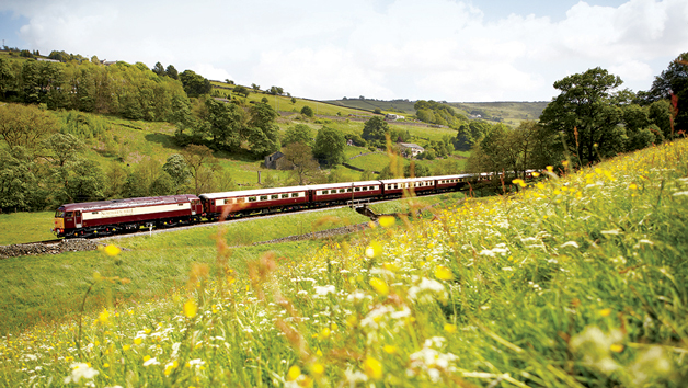 Five Course Dining Experience on the Northern Belle for One