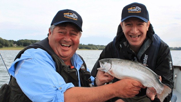 Fly Fishing for a Day on Rutland Water for One