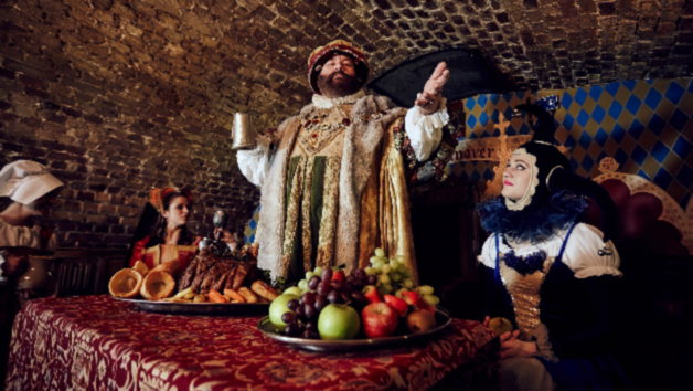 Medieval Meal and Show for Two