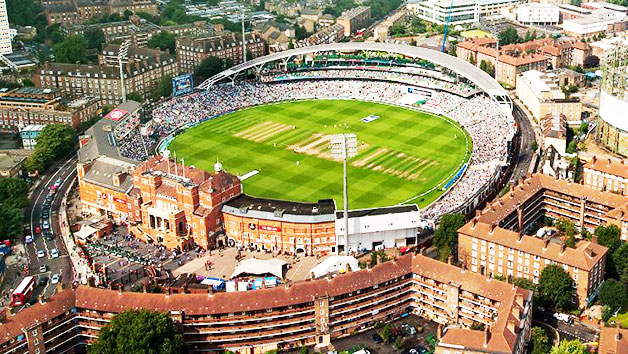 Tour of Kia Oval Cricket Ground for One Adult and One Child
