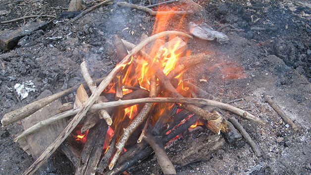 Moving Mountains Bushcraft and Survival Experience for Two