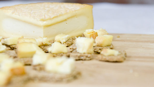 Cheese Course for Two at Apley Farm Shop