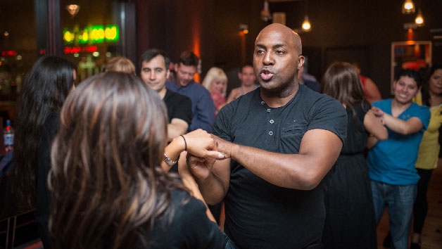 Bachata, Salsa or Kizomba One to One Dance Class for Two