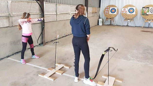 Archery for Two Adults at Aim Country Sports