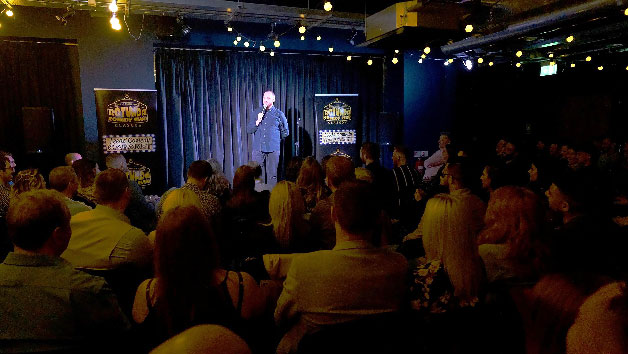 Comedy Night at Leeds Comedy Cabaret Club for Two