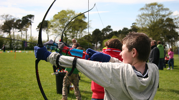 Archery or Axe Throwing Experience for Two at Madrenaline Activities