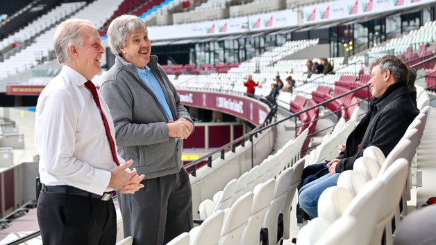 West Ham Legends Tour at London Stadium for One Adult