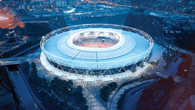 West Ham Legends Tour at London Stadium for One Adult and One Child