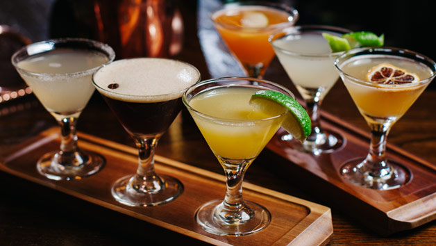 One Hour Karaoke, Loaded Nachos and Cocktail Flights for Two at All Star Lanes
