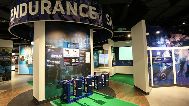 Entry for Two Adults to The World Rugby Museum