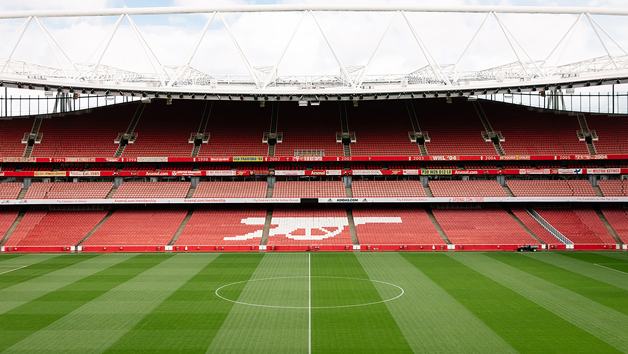 Arsenal Emirates Stadium Tour for One Adult and One Child