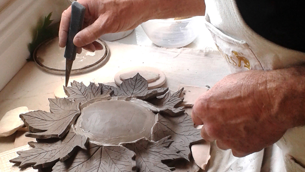 Bespoke Ceramics Workshop at Katherine Fortnum Ceramics for One