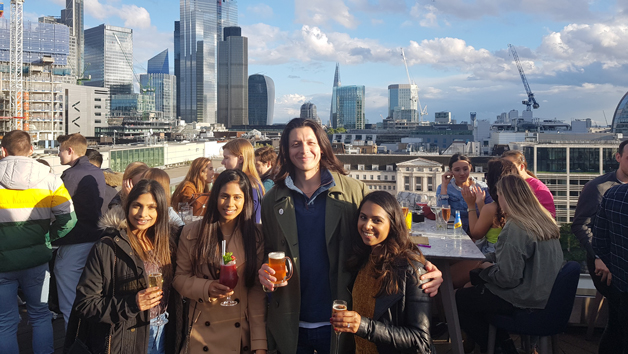 Three Hour London Food Tour for Two With Walk Eat Talk Eat