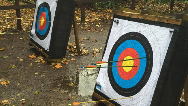 Archery Experience for Two at MadMax Adventures