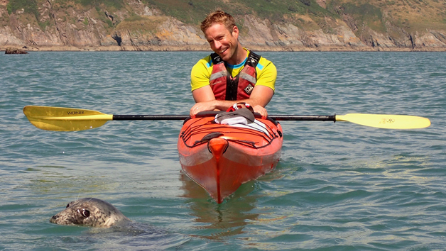 Guided Half Day Kayaking Experience for Two with Sea Kayak Devon