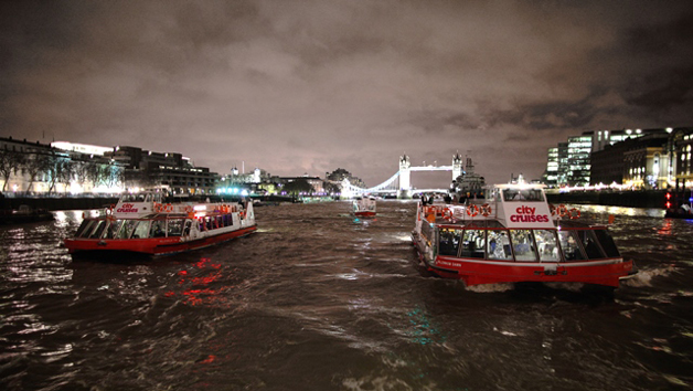 River Thames Murder Mystery Dining Cruise for Two