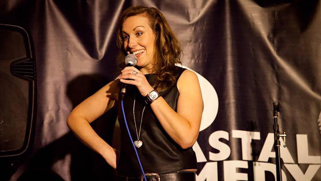 The Coastal Comedy Outdoor Show for Two